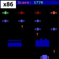 ASM: Space Invaders